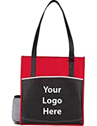 Boardwalk Convention Tote 150 Quantity 2 55 Each PROMOTIONAL PRODUCT BULK BRANDED With YOUR LOGO CUSTOMIZED