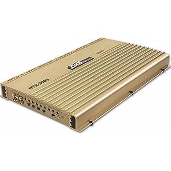 Power Amplifier Dhd : dhd ntx2009 4 channel 1000 watt car amplifier car electronics ~ Vivirlamusica.com Haus und Dekorationen