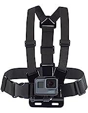 AmazonBasics Chest Mount Harness for GoPro Camera - Black