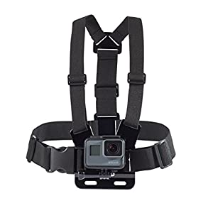 AmazonBasics GoPro Chest Mount Harness 15