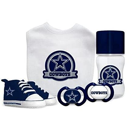 e107ab20856 Image Unavailable. Image not available for. Color: Baby Fanatic NFL Dallas  Cowboys Infant and Toddler ...