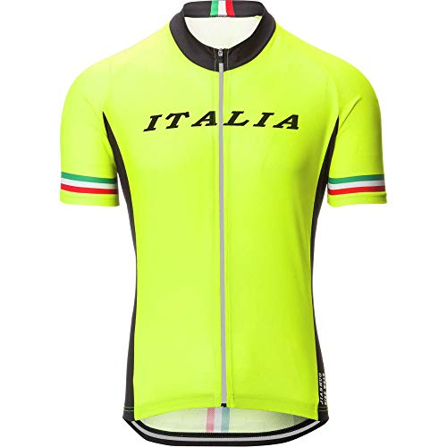 (Men's Cycling Jersey Set Bike Jersey Bicycle Shirts Summer Breathability Short Sleeve Clothing C160 (X, L))