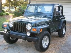 Jeep Wrangler TJ Budget Lift Kit, TJ 1997 U0026 Newer