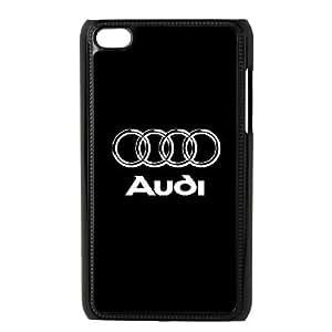 iPod Touch 4 Phone Case Black Audi ZDC420473