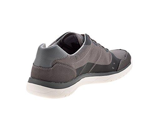 Clarks Sneakers Edge Votta White Men's Grey OZrROw