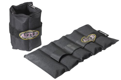 Altus Athletic OK-5AW Ankle & Wrist Weight 5lb by Altus Athletic