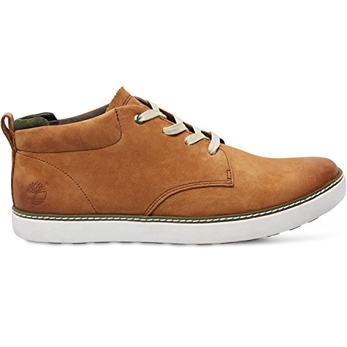 Timberland Hudston Ziane Zapatillas para hombre Braun (Medium Brown) Talla:46 Braun (Medium Brown)