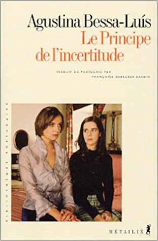 Lire en ligne Le Principe de l'incertitude pdf, epub ebook