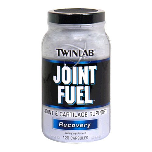 Twinlab carburant mixte, Recovery, 120 Capsules