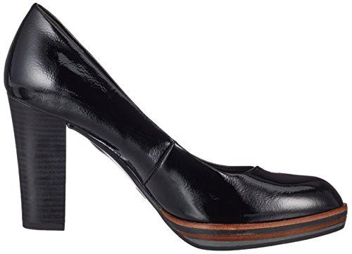 Tacco Patent Scarpe Tozzi Black Donna 22417 con Marco Nero dqwE8Iw