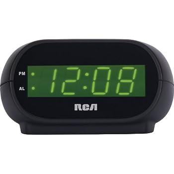 Great This Item RCA Digital Alarm Clock With Night Light Home Design Ideas