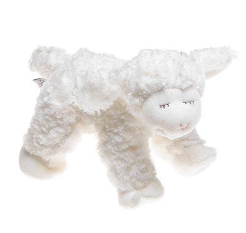 Gund Winky Lamb Baby Rattle