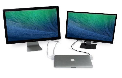 13-inch LandingZone DOCK Secure Docking Station for 13-inch MacBook Pro with Retina Display Model A1425 and A1502 Released 2012 to 2016 by LandingZone (Image #6)