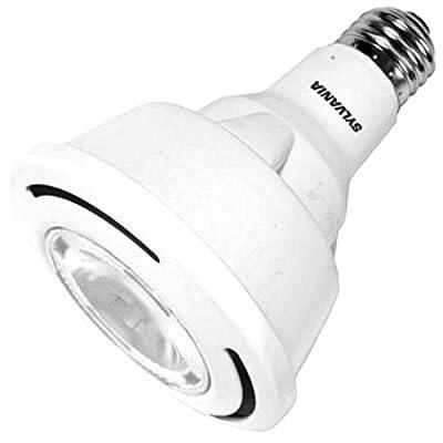 "Osram Sylvania 79005 Ultra Pro Led Flood Lamp, Par30, 10W, 2700K, 84 Cri, Medium Base, 120V, Dimmable, 4.625 "" x 10.563 "" x 7.25"" (Pack of 6)"