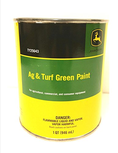 John Deere Original Equipment Green Paint #TY25643