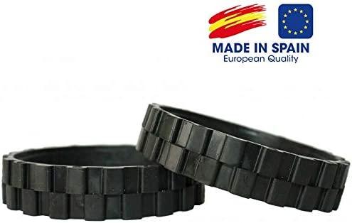 filtres Lot de 12 accessoires de rechange pour aspirateur iRobot Roomba s/érie i7 E5 brosses rouleaux EPIEZA Kit de pneus