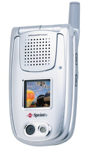 amazon com pcs vision picture phone sanyo pm 8200 silver sprint rh amazon com Sanyo Cordless Phones HTC Cell Phones
