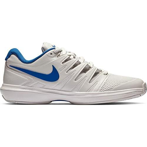Nike Men's Air Zoom Prestige Tennis Shoes (10 D US, Vast Grey/Indigo Force/Indigo Force) ()