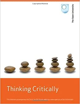 Book Thinking Critically