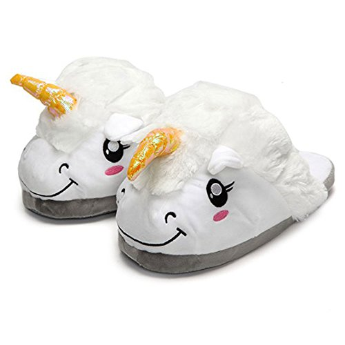 [Unicorn Indoor Flats Home Shoes] (Child Star Wars Costume Australia)