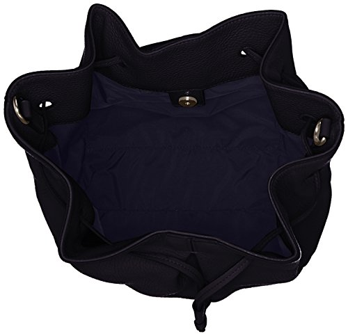 hombro bolsos Navy Jil de y Jbdk202jk830 Mujer Sander Shoppers Azul Navy 4TOOg0q