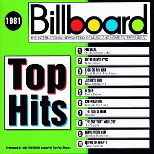 Billboard Top Hits: 1981