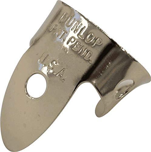 Dunlop 33P.018 Nickel Silver Finger & Thumbpicks
