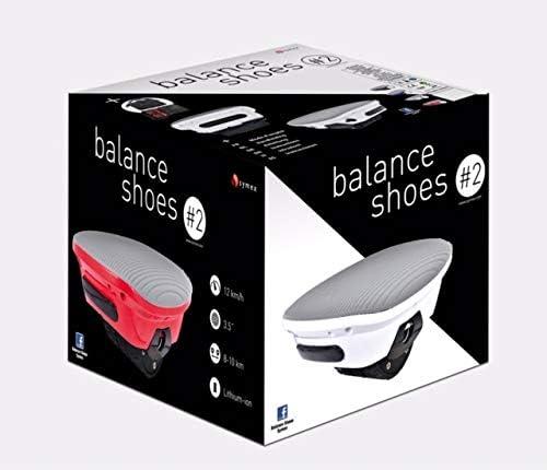 pour Enfants et Adultes Hovershoes//Patins /à roulettes /électriques Rapidement et Rechargeables avec lumi/ère Symex