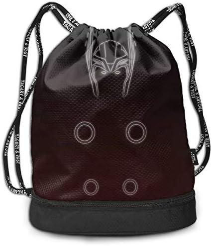 アベンジャーズ Thor4 大容量 クファッション印刷 バックパッ男女兼用 バックパック小新鮮 旅行スポーツバッグ 防水スイミングバック学生バッグ 多機能 収納バックパッ