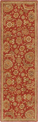- Surya Ancient Treasures A-177 Rug - 2 ft 6 in x 8 ft