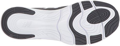 silver New Sportive Indoor Donna Charcoal 711v3Scarpe Metallic Balance wiuOPZTXk