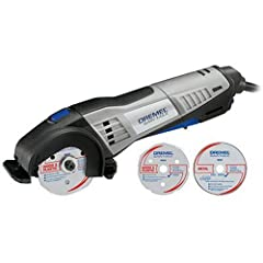 The product is Dremel Saw-Max Kit. Easy to use. The product is manufactured in United States.