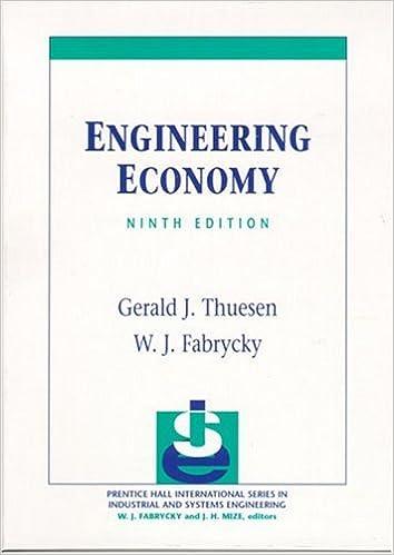 Engineering economy 9th edition gerald j thuesen wj fabrycky engineering economy 9th edition 9th edition fandeluxe Choice Image