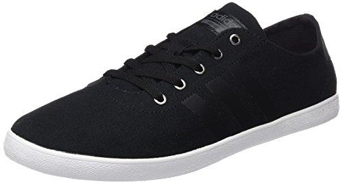 adidas Damen Cloudfoam Qt Vulc W Turnschuhe Core Black / Core Black / DGH Solid Grey