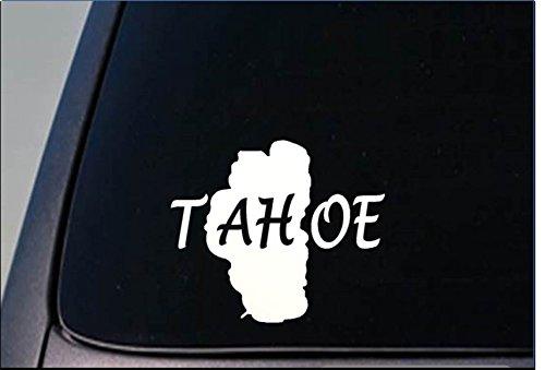 Lake Tahoe StickerG835 8