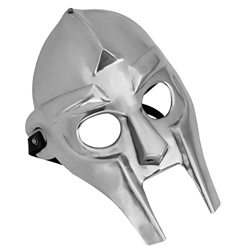 Armory Replicas Supervillian MF Doom Underground Rapper Mask