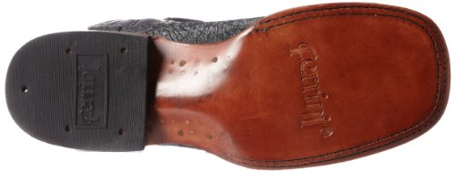 Ferrini Women's Print Crocodile S-Toe Western Boot Black budKH
