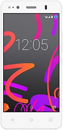 BQ Aquaris M4.5 qHD - Smartphone de 4.5 pulgadas (4G, LTE WiFi ...