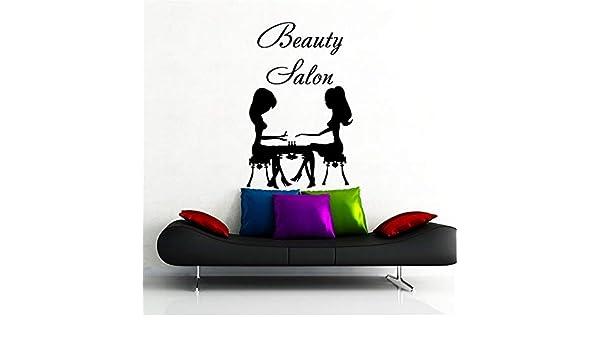 Mddjj Salón De Belleza Cuidado De Las Uñas Dos Mujeres ...