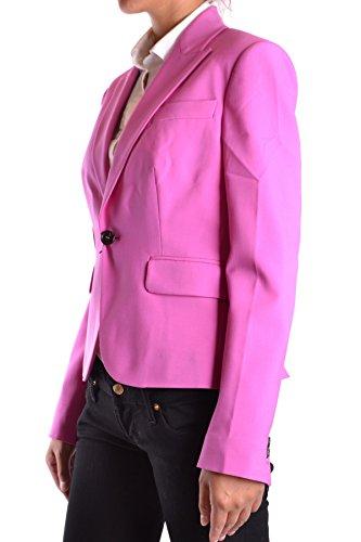 Laine MCBI107117O Femme Dsquared2 Rose Blazer wR5txXBq