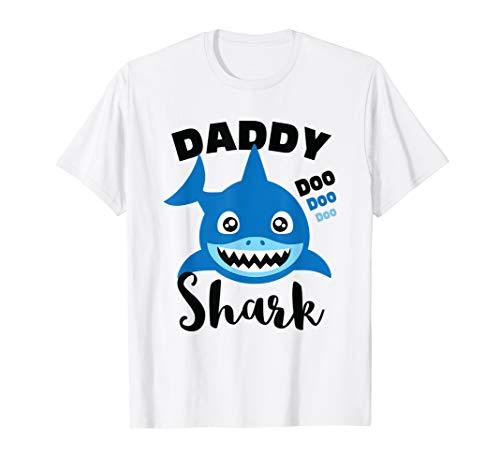 (Mens Baby Shark T-shirt for Dad - Doo Doo Doo (Adult))