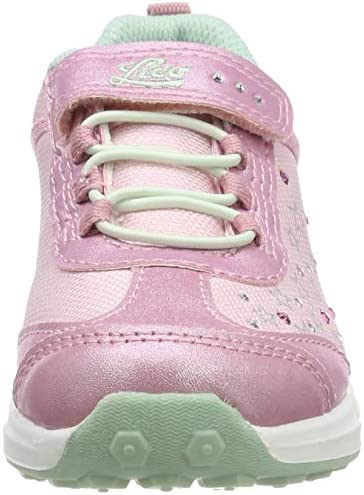 Lico Mädchen Dreamer VS Sneaker, Pink (RosaTürkis), 28 EU