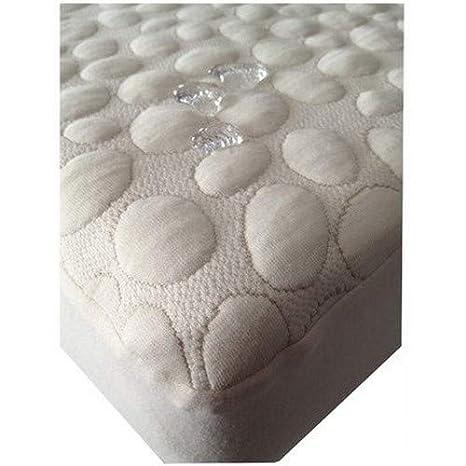 Greenzone Pebbletex Tencel Waterproof Mattress Protector Dream Textiles MPDTPT3880-18