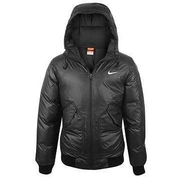 65c266f1b Nike Bomber Men's Jacket, Men, 418994, Black, S: Amazon.co.uk ...