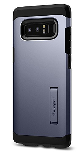 Spigen Tough Armor Galaxy Note 8 Case with Kickstand and Extreme Heavy Duty Protection and Air Cushion Technology for Galaxy Note 8 (2017) - Orchid (Orchid Case)