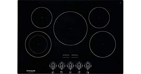 Amazon.com: Frigidaire FGEC3068UB Gallery Series - Cocina ...