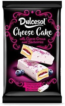 DULCESOL 🎂😋🧀 Cheese Cake 🎂😋🧀: Amazon.es: Alimentación y bebidas