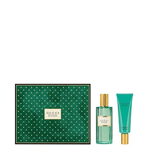 Gucci Memoire D'une Odeur For Women 2 Piece Set (3.3 Oz Eau De Perfum Spray + 2.5 Oz Shower Gel)