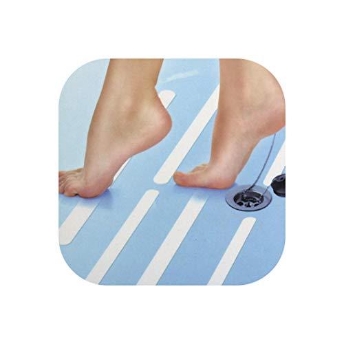 Best Product for Shower 6pcs Anti Slip Bath Grip Stickers Non Slip Strips Bathroom Carpet mat,Transparent