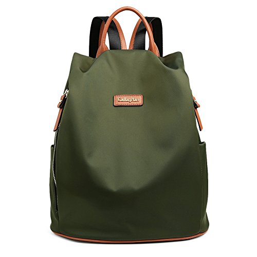 CALLAGHAN Canvas Backpack Purse Travel Water Resistant Small Lightweight School Backpacks for ()
